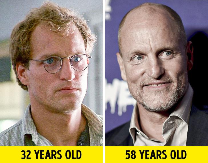 Голливудские мужчины, которые с возрастом стали только красивее