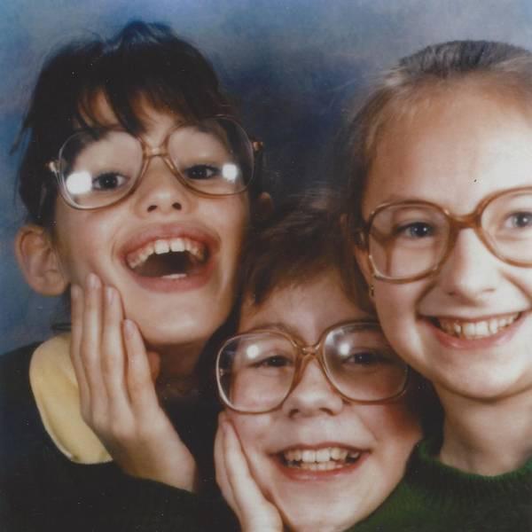 Детские снимки знаменитостей задолго до звёздной карьеры