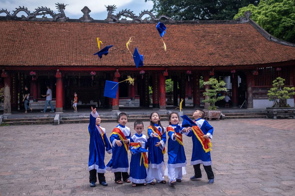Сцены из жизни Вьетнама на снимках