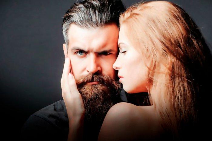 Почему борода растет только у мужчин