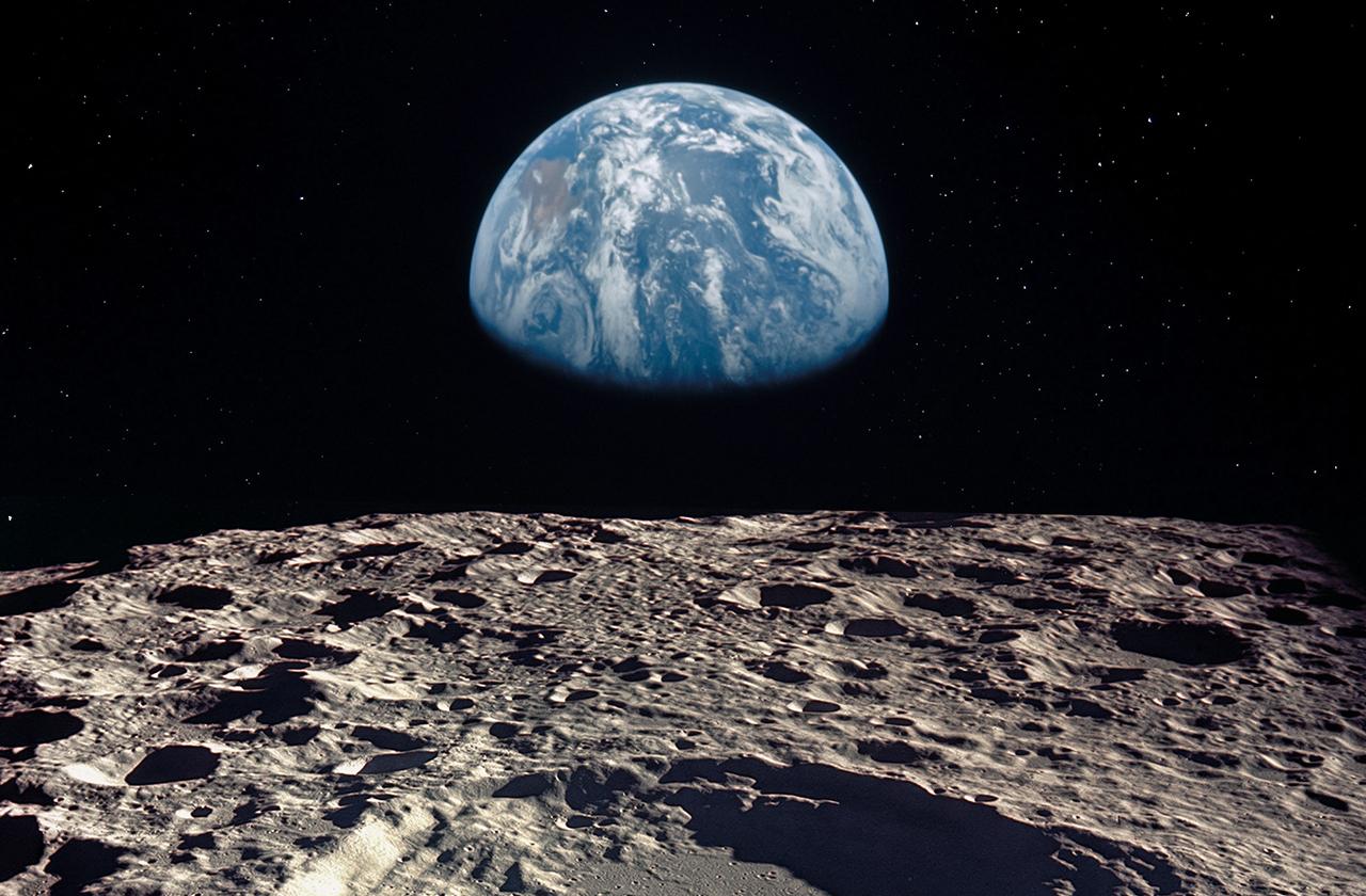 Чем землянам может быть полезна Луна в будущем?