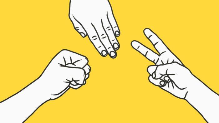 Кто придумал популярную игру камень, ножницы, бумага?