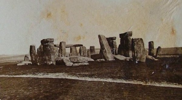 Легендарные строения древности сегодня и до превращения в туристические объекты