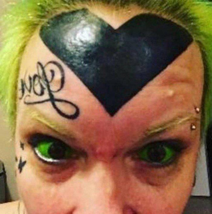 Подборка разных провальных татуировок