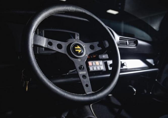 Уникальный и очень дорогой внедорожный Porsche 911 1984 года