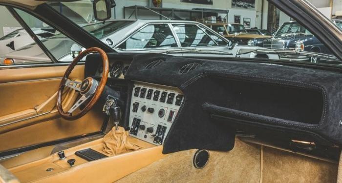 Lamborghini Jarama – малоизвестному автомобилю исполнилось 50 лет