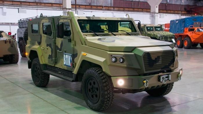 Производитель Тигров разработал легкий бронеавтомобиль Стрела