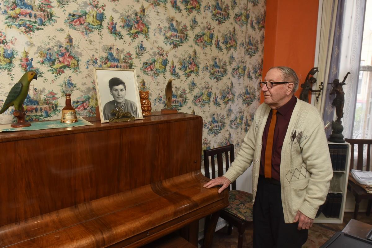 В этом доме практически ничего не менялось уже 72 года
