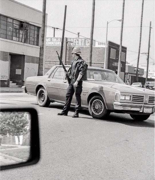 Яркие черно-белые снимки с историей