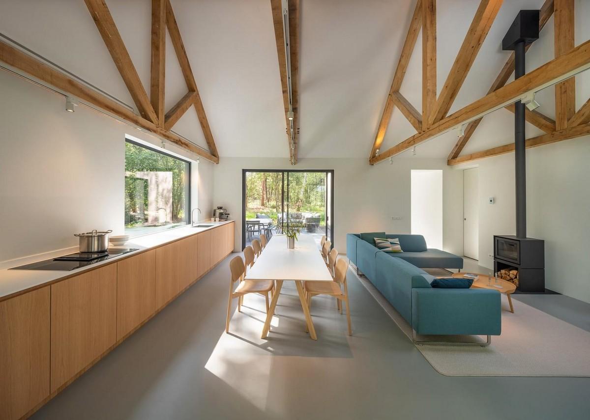 Частный дом для отдыха в Нидерландах