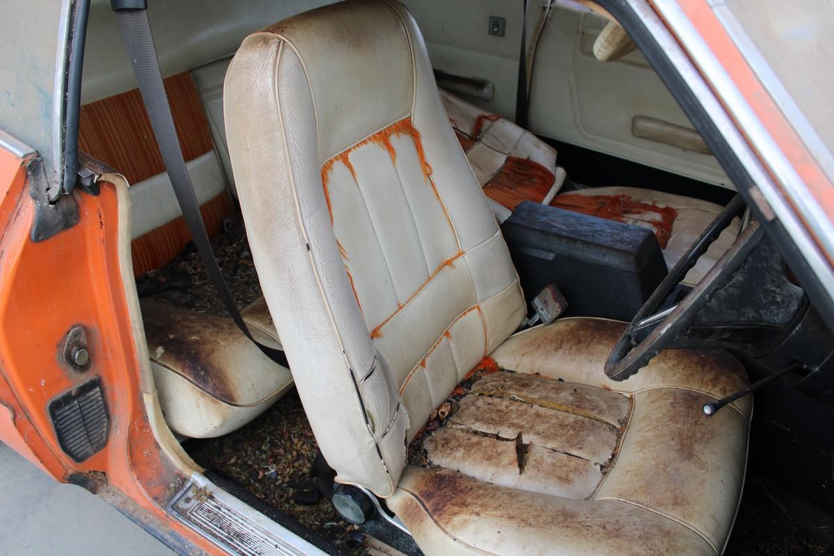 Ржавый Ford Falcon хорошо продали на аукционе