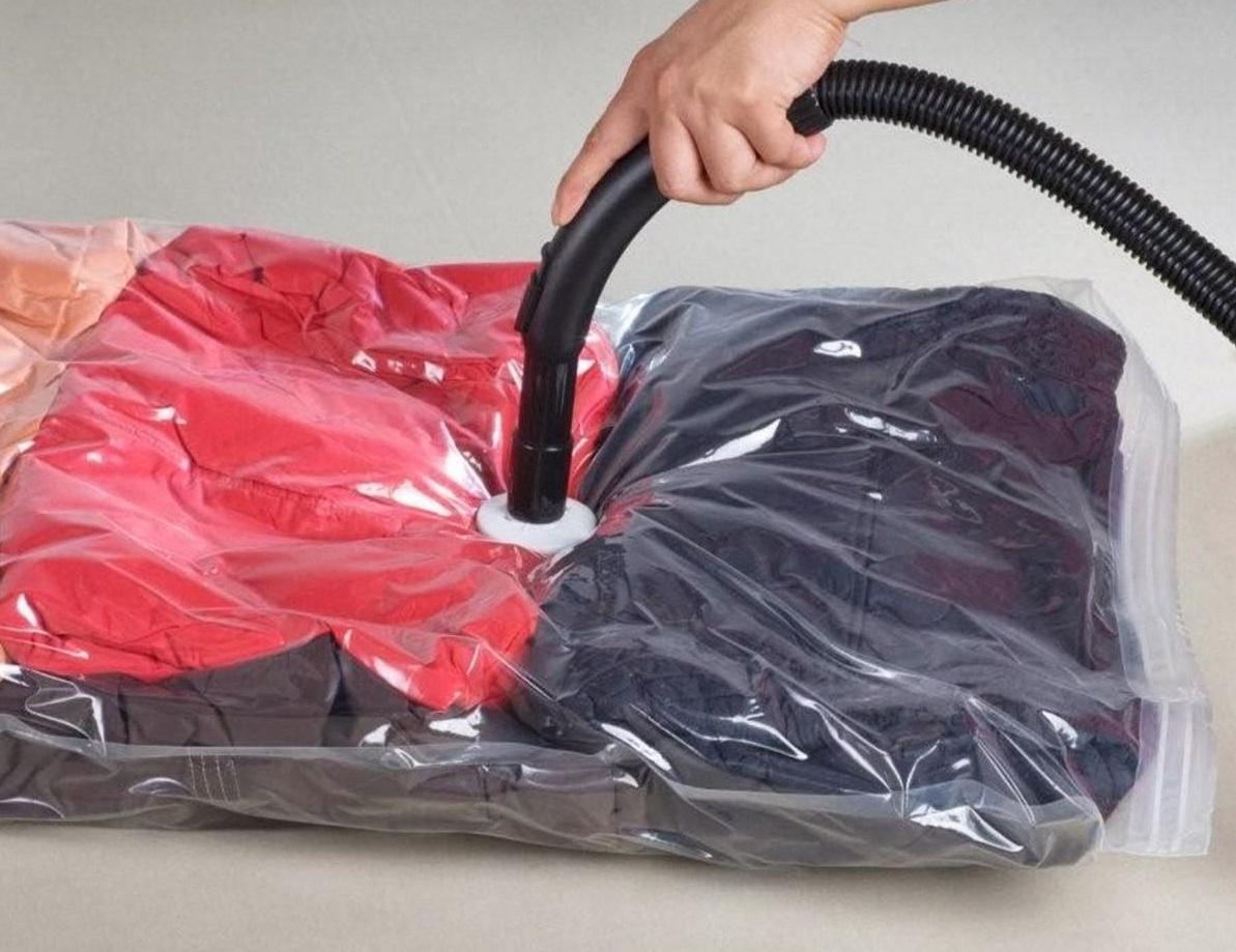 Вакуумные пакеты для вещей и продуктов: стоит оно того или нет?