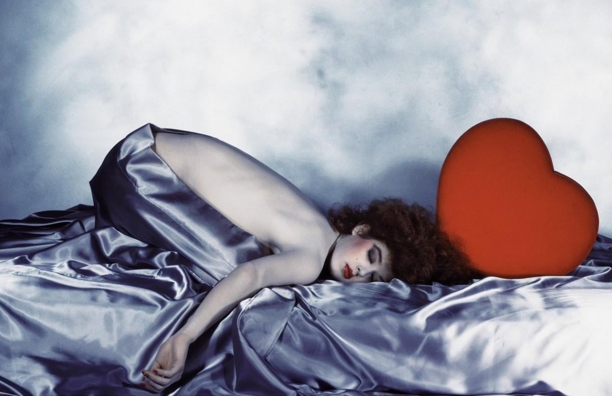 Мистическая модная фотография с психодрамой и сюрреализмом Ги Бурдена