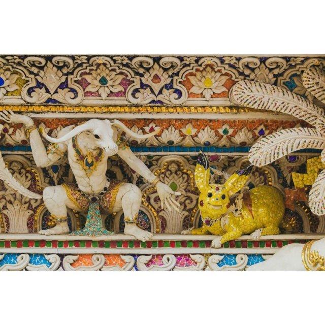 Храм Дэвида Бекхема - одно из самых странных религиозных зданий