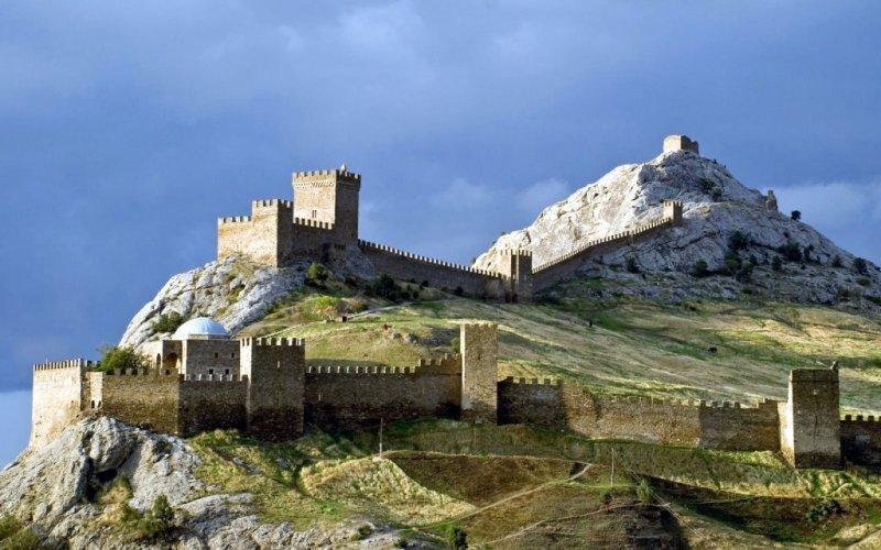 Интересные места в Крыму, которые стоит посмотреть