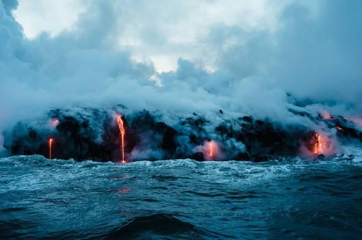 Немного интересных фото о природе со всего мира