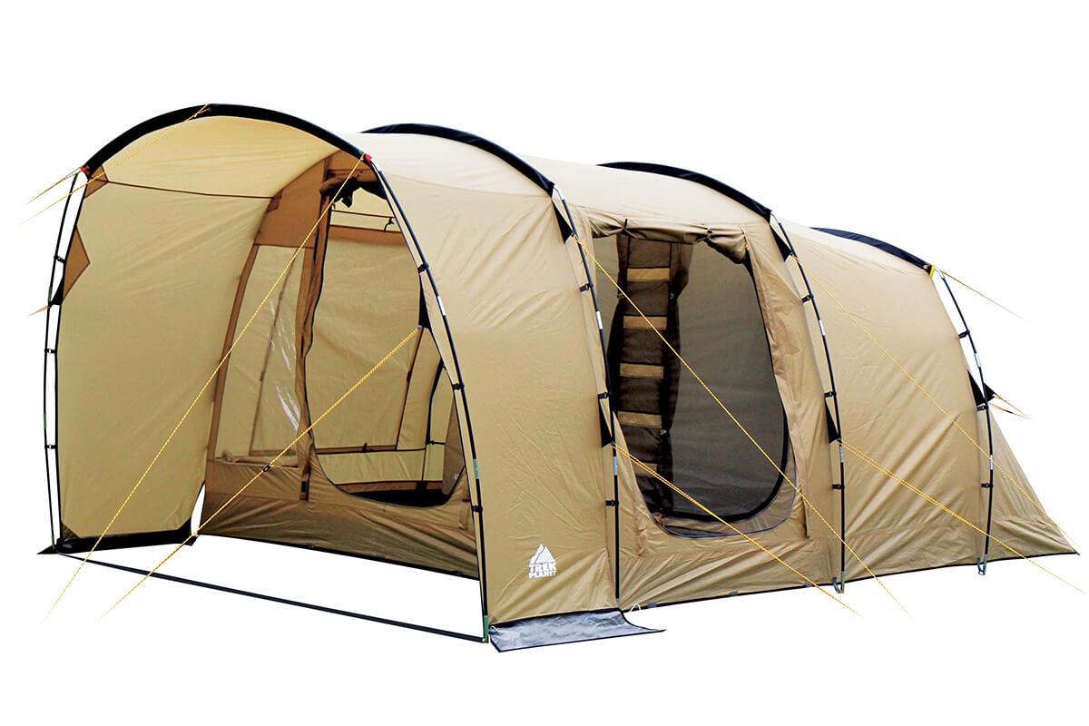 Собрались в поход? Не забудьте правильно выбрать палатку!