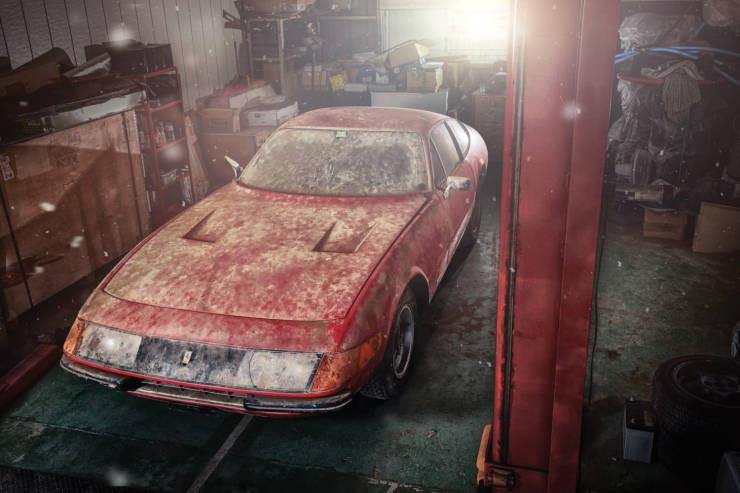 Последний в своём роде Ferrari Daytona