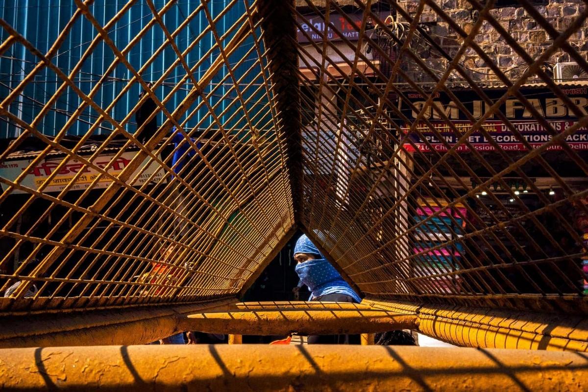 Яркие снимки Варанаси и Дели от Дэна Морриса