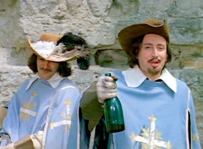 Как в Средние века назывались таверны