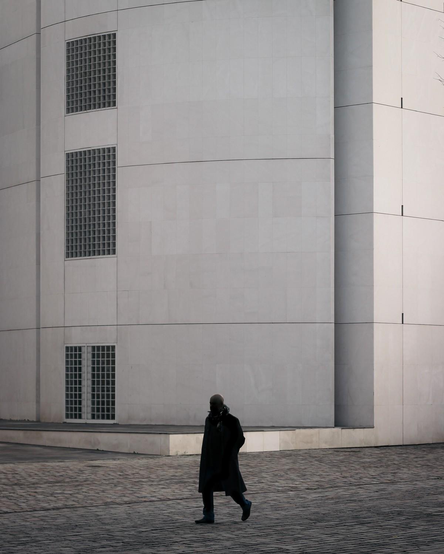 Минимализм на фотографиях Грэма Хаунхолтера