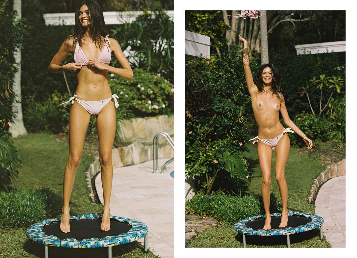 Чувственные снимки летних девушек от Кэмерона Хэммонда