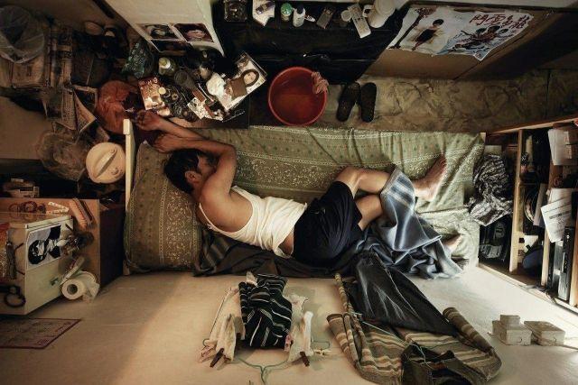 Квартиры-коробки, в которых живут некоторые гонконгцы