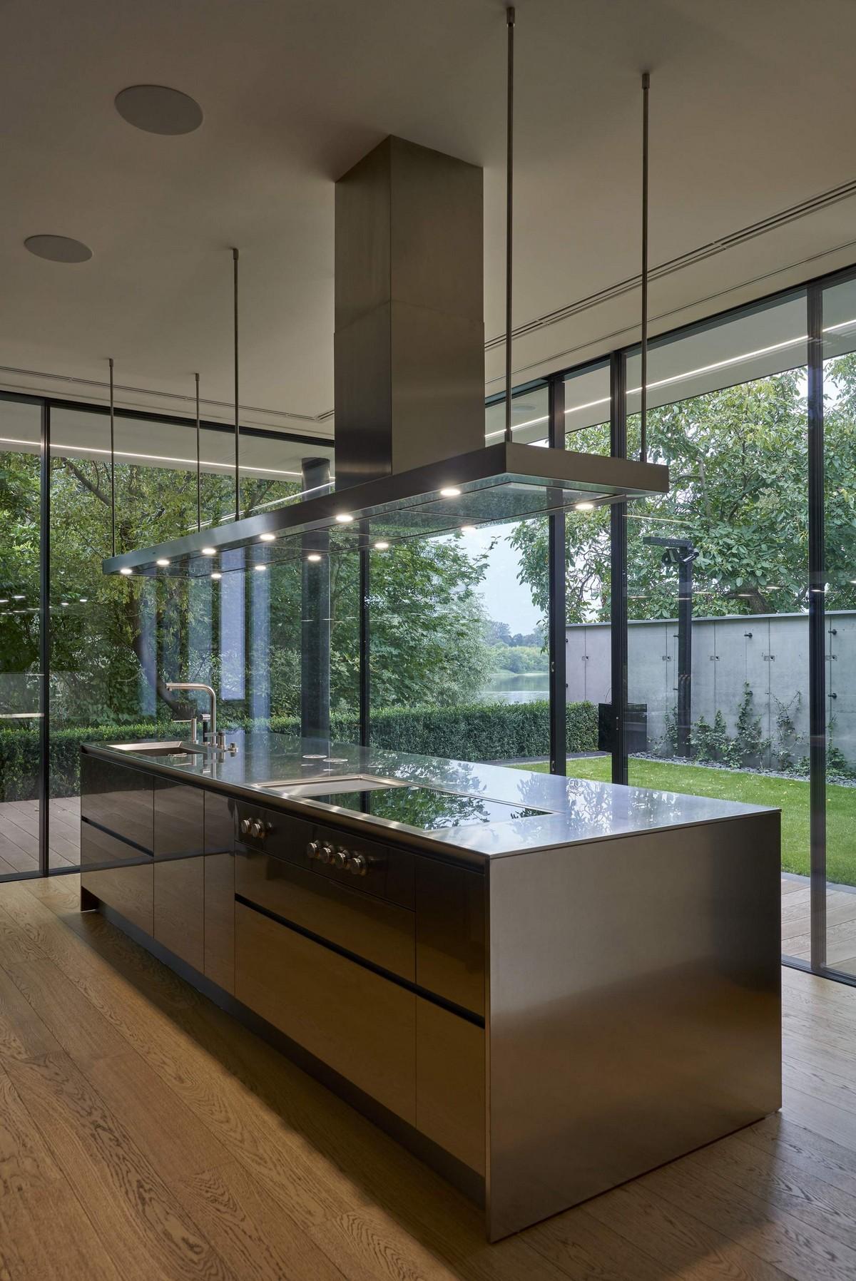 Современная семейная резиденция в Польше
