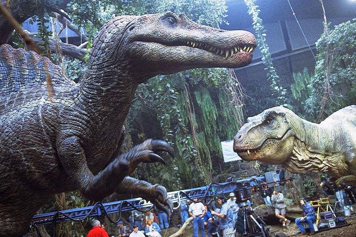 Любопытные факты и подробности о фильмах Парк Юрского периода