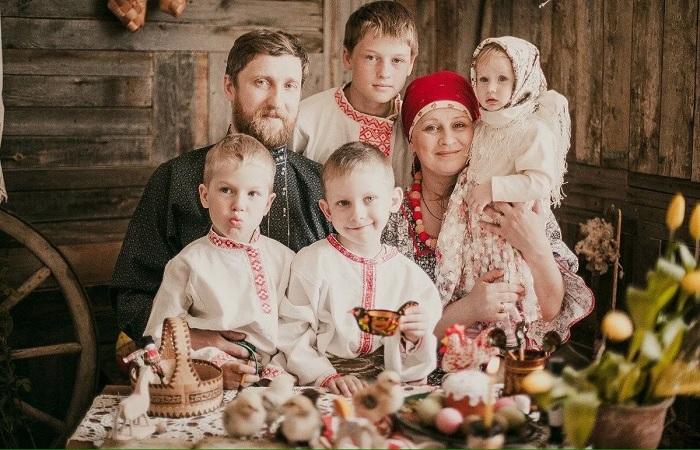 Обряды на зачатие детей на Руси