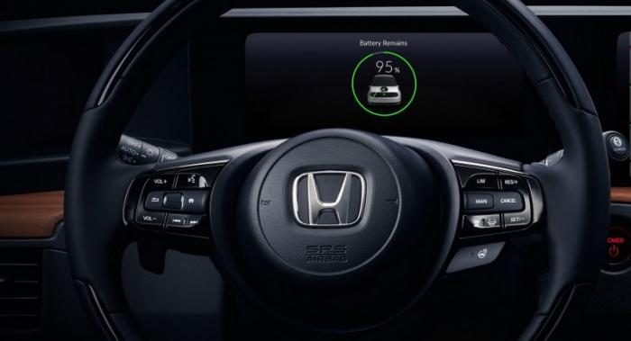 Honda e Prototype - городской электрокар для Европы