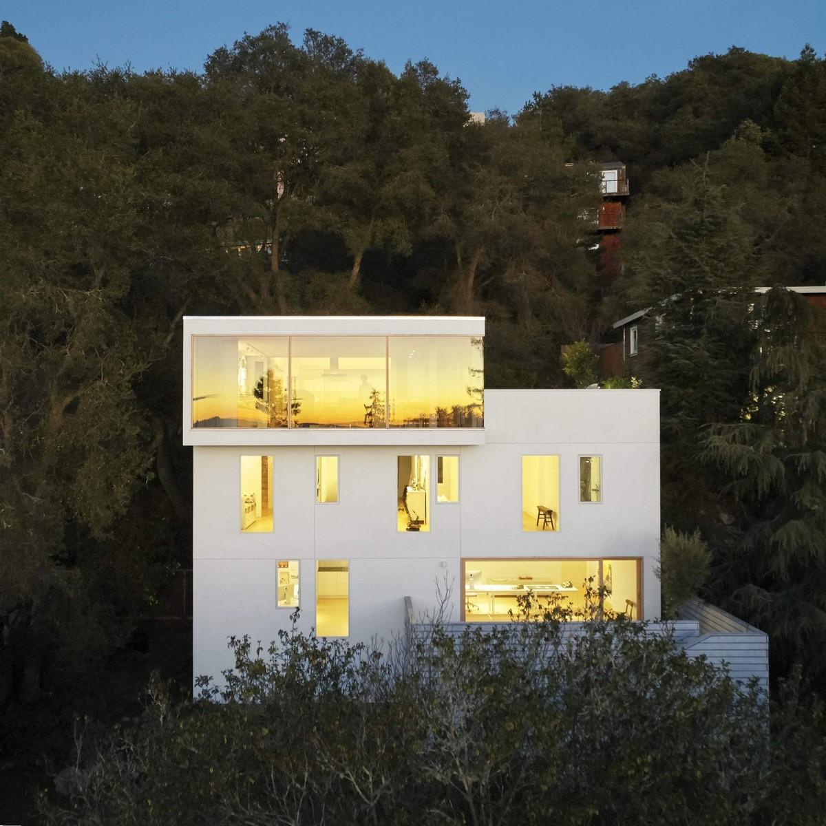 Уникальный семейный дом в штате Калифорния