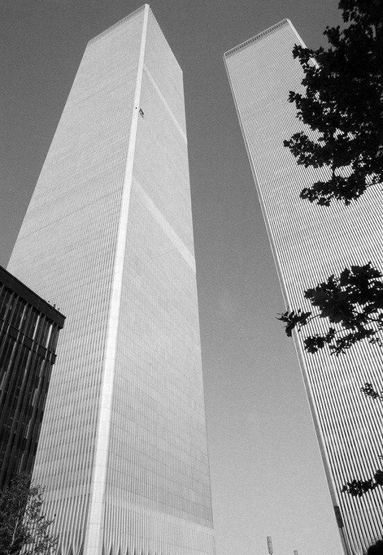 Яркие черно-белые фотографии из прошлого