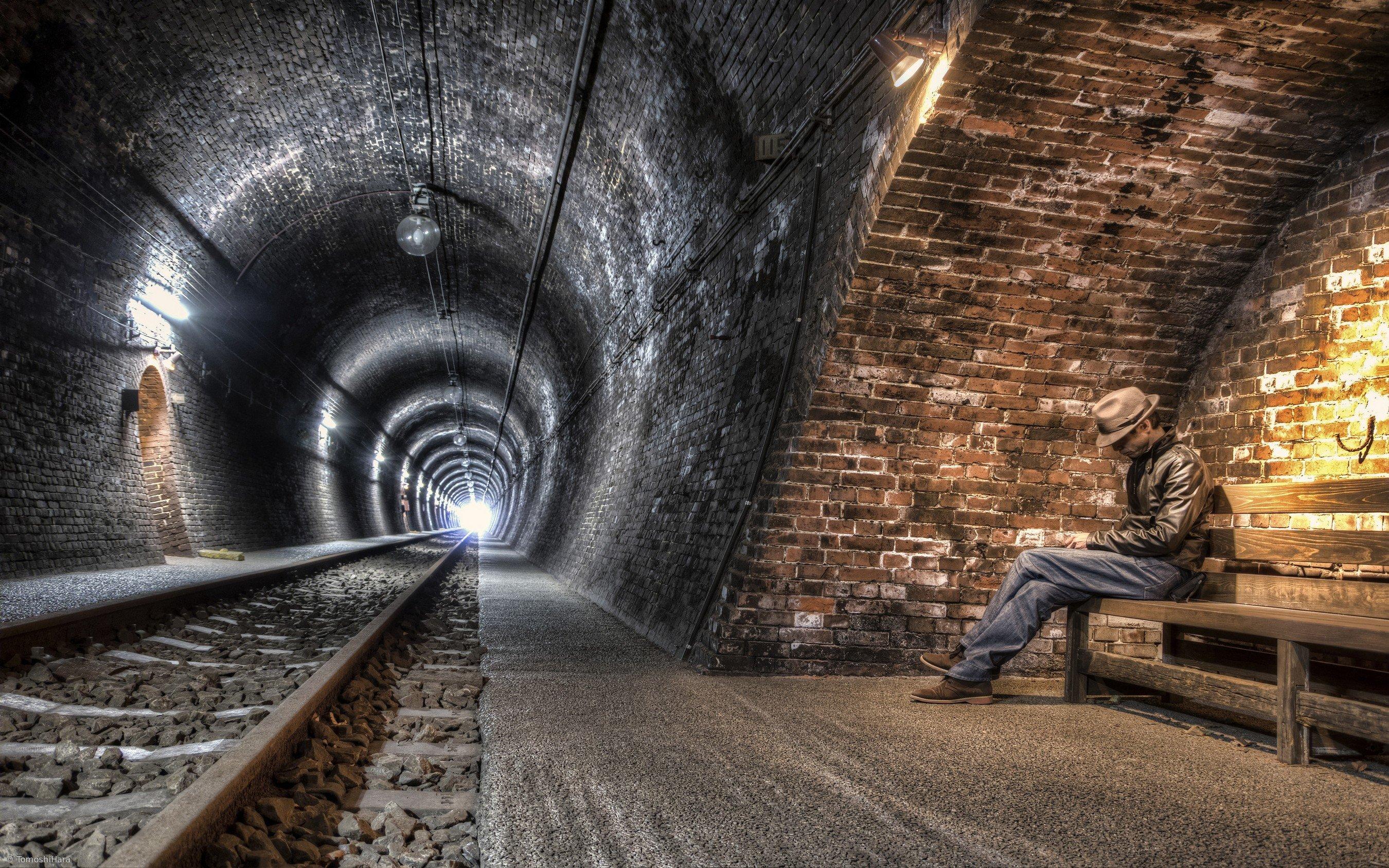 Жуткие легенды британского метро