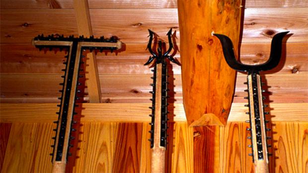 Примеры очень необычного оружия Средних веков