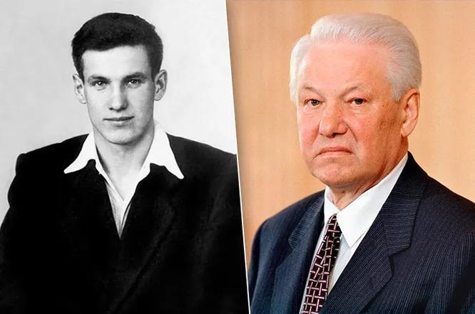 Как выглядели известные политики в молодости