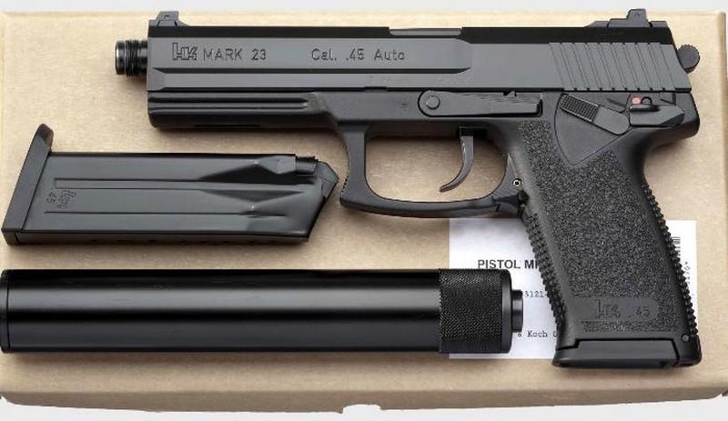 Известные пистолеты, которые не способны вытеснить новинки рынка