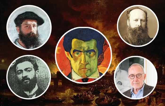 Известные художники, которые уничтожали свои творения