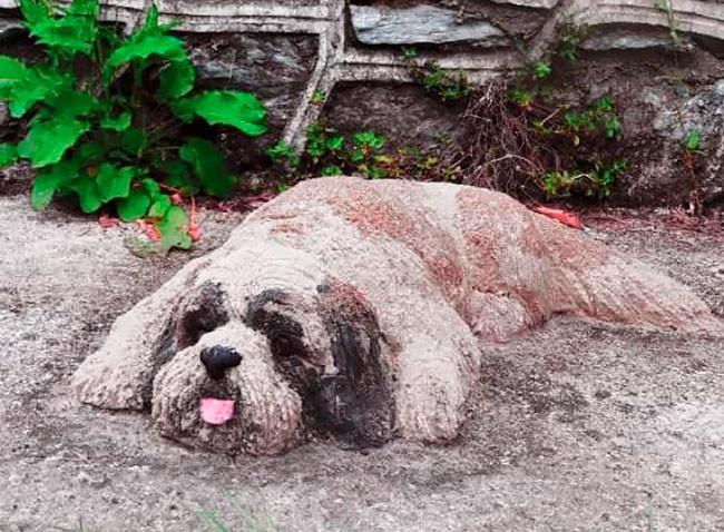 Впечатляющие песочные скульптуры от Андони Бастаррики