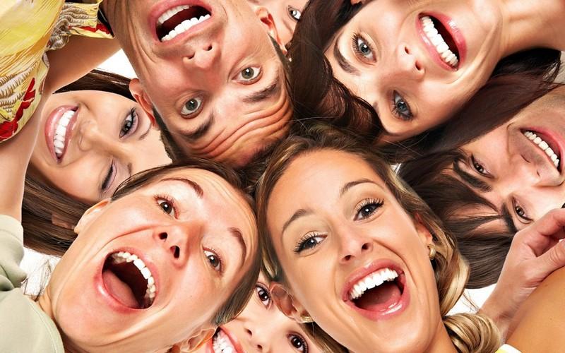 Любопытные факты о смехе
