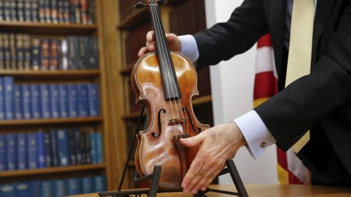 Секрет исключительного звучания скрипок Страдивари