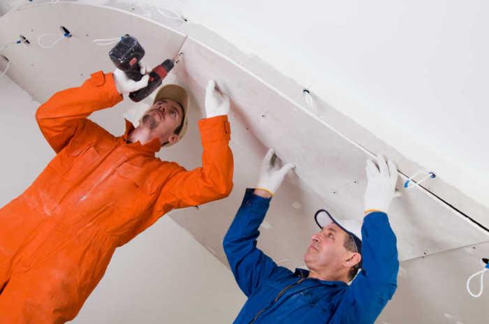 В каких ситуациях установка натяжных потолков будет не лучшей идеей