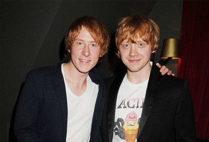 Знаменитые актеры со своими дублерами-двойниками