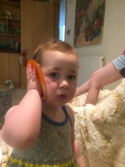 Эти снимки доказывают, что дети непредсказуемы и изобретательны