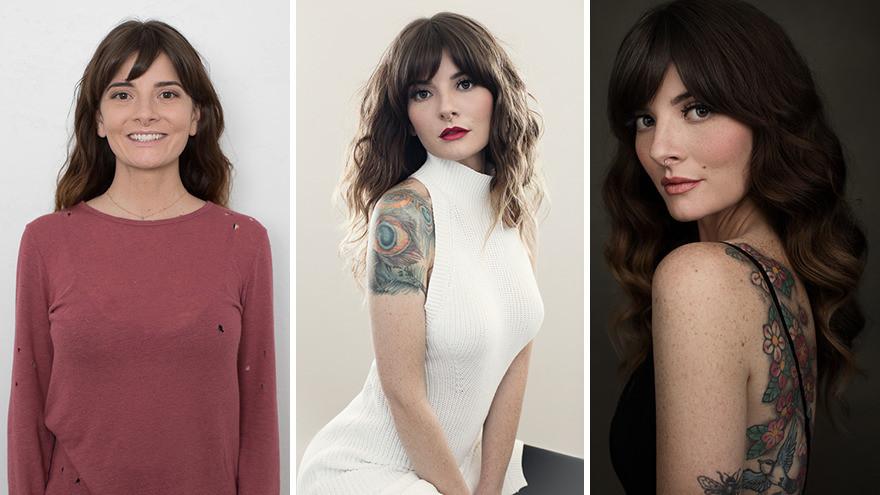 Фотограф преображает женщин в девушек с обложки