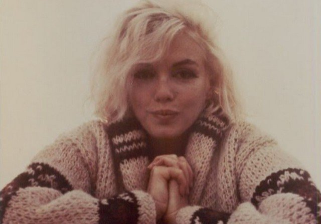 Редкие архивные кадры Мэрилин Монро