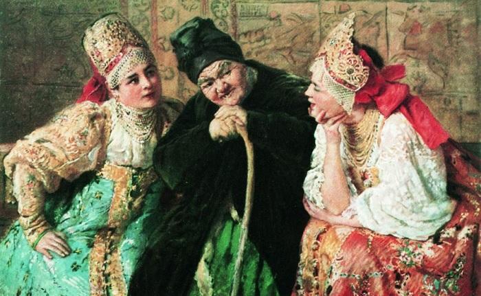 Происхождение древних русских выражений, которые употребляют и сегодня