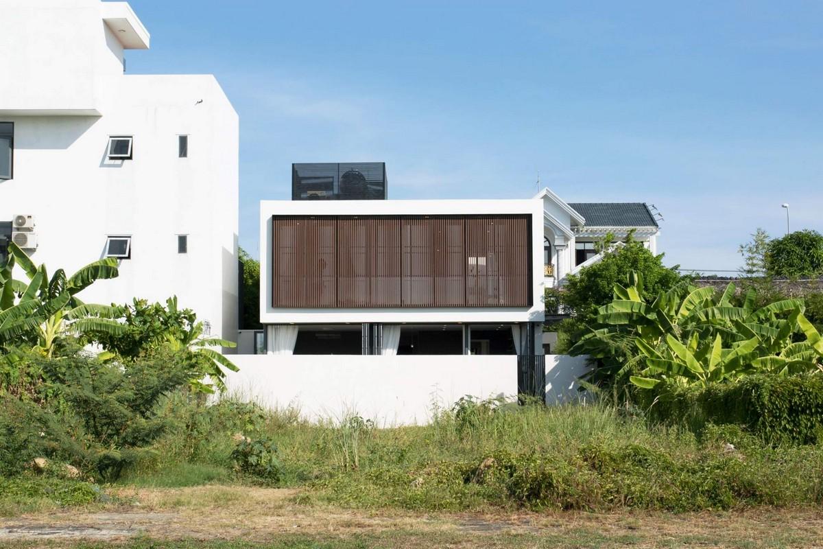 Семейный двухэтажный дом во Вьетнаме