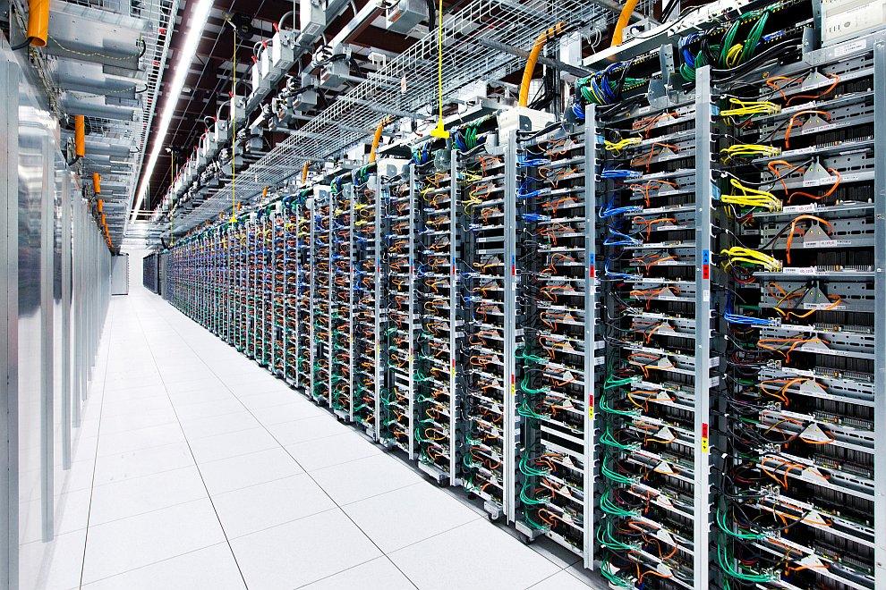 Дата-центры - это место, где живет интернет