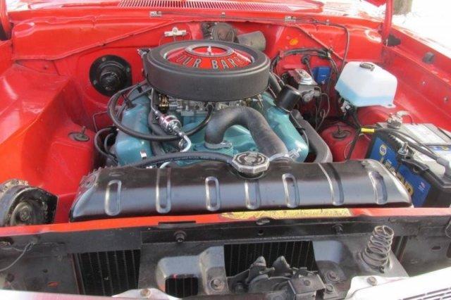 Dodge Dart Swinger 1969 года, который почти 40 лет простоял в гараже